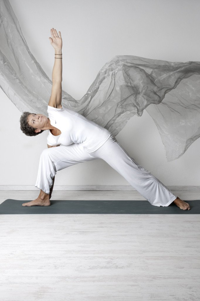 asana Yoga mit Roswitha Stelzer