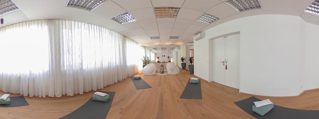 Asana Yoga Studio 1230 Wien mit Kleingruppen